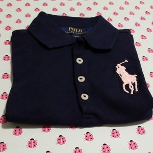 Girls Ralph Lauren polo, NWT